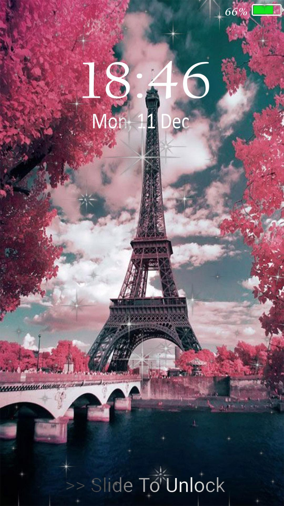 Paris Live Wallpapers Lock Screen For Android Apk Download