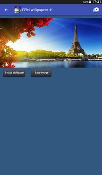 Eiffel Tower HD Wallpapers apk screenshot