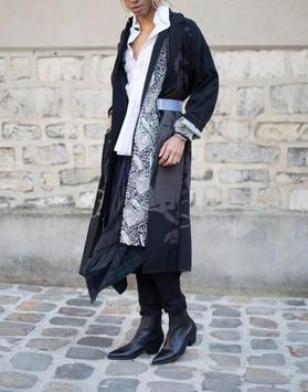 Paris Street Style Ideas screenshot 4