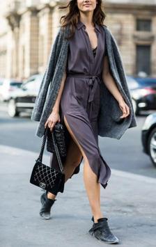 Paris Street Style Ideas screenshot 8