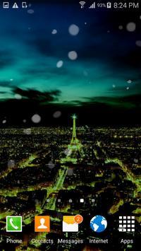 Paris Live Wallpaper apk screenshot