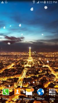Paris Live Wallpaper poster