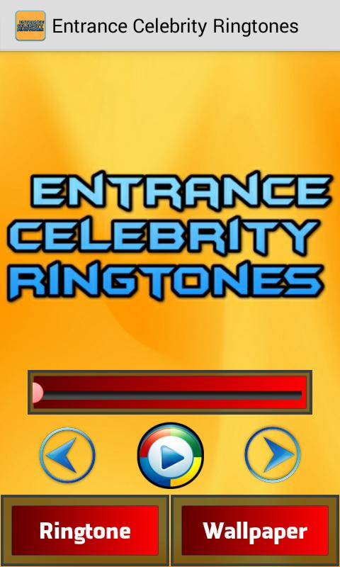 Custom celebrity impressions ringtones | they're all such characters.