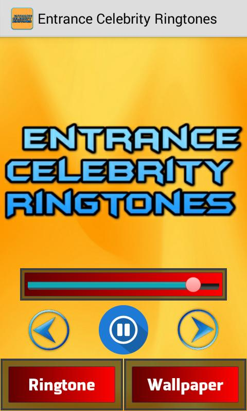 Celebrity ringtone impressions youtube.
