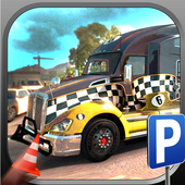 Loaded  Truck Drive Simulator icon