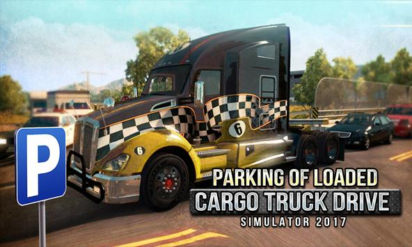 Loaded  Truck Drive Simulator poster