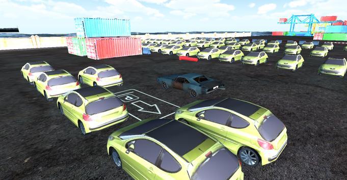 Port Car Parking poster