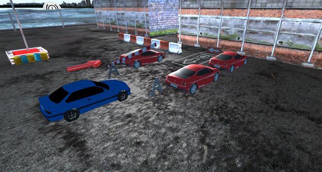 Port Car Parking apk screenshot