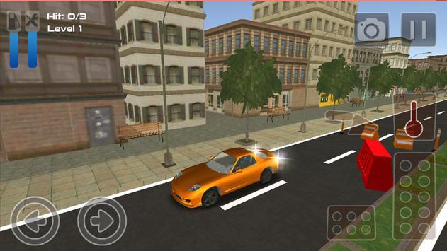 Parking Mazda RX7 Simulator Games 2018 poster