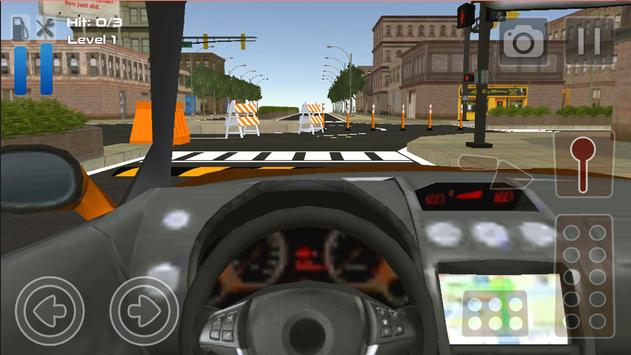 Parking Mazda RX7 Simulator Games 2018 screenshot 1