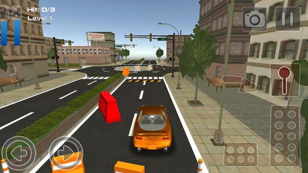 Parking Mazda RX7 Simulator Games 2018 screenshot 2