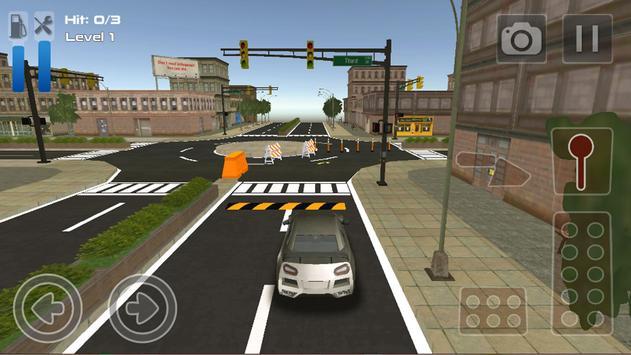 Parking Nissan GT R35 Simulator Games 2018 screenshot 2