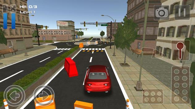 Parking Audi R8 Simulator Games 2018 screenshot 1