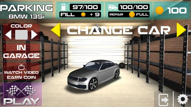 Parking Bmw 135i screenshot 3
