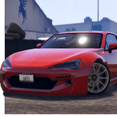 Parking Toyota GT86 Simulator Games 2018 icon