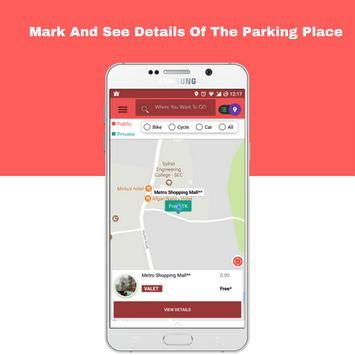 Parking koi screenshot 1