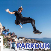 Parkour Training icon
