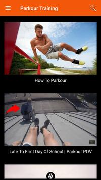 Parkour Training screenshot 7