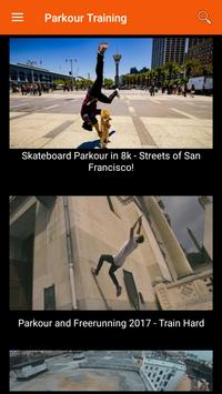 Parkour Training screenshot 8