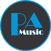 PA Music Player icon