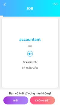 Học Từ Vựng Tiếng Anh Siêu Tốc screenshot 5