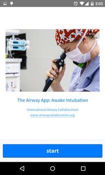 The Airway App screenshot 1