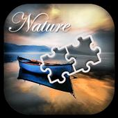 پازل های طبیعت icon