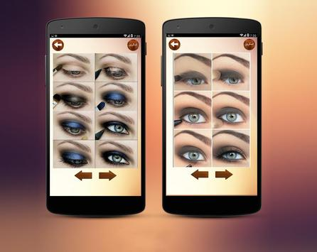 آموزش آرایش چشم screenshot 2