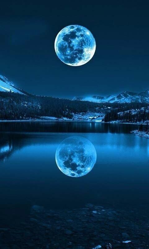 Beautiful Moons Hd Wallpapers Backgrounds Themes For