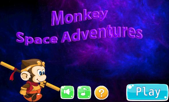 Monkey Space Adventures poster