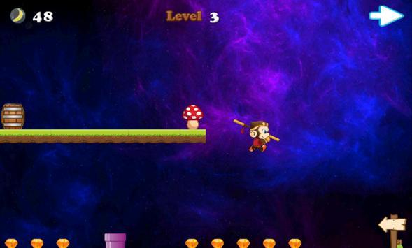 Monkey Space Adventures screenshot 4