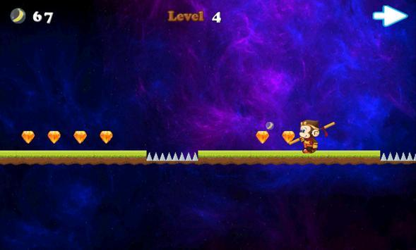 Monkey Space Adventures screenshot 5
