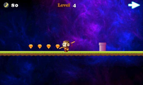 Monkey Space Adventures screenshot 6