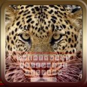 Wild Leopard Keyboard Theme Free Themes icon