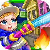 Baby Fire Hero: Forest Rescue! icon