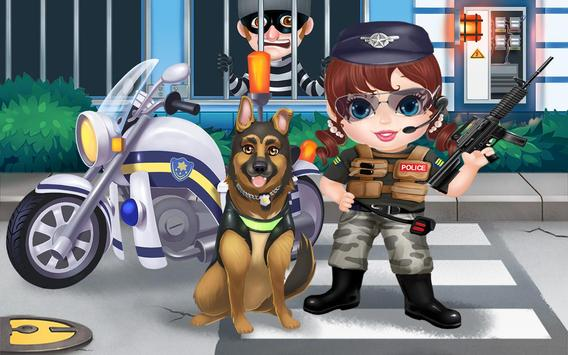 Little Police Hero: Fun Chase! apk screenshot