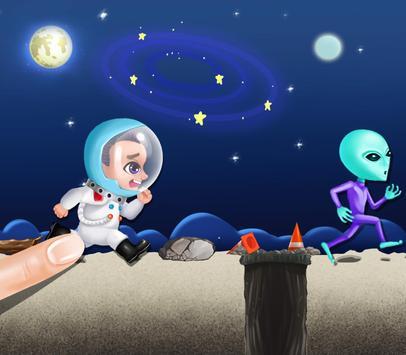 Baby Space Adventure - Aliens! apk screenshot