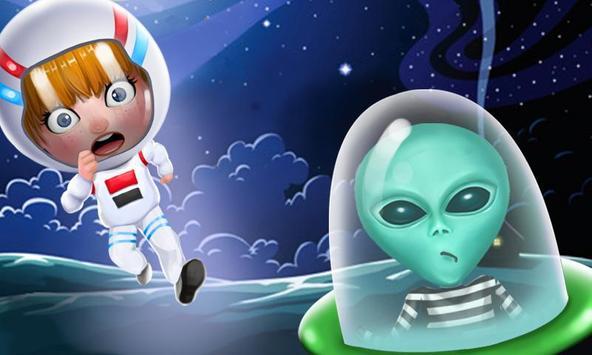 Baby Space Adventure - Aliens! poster