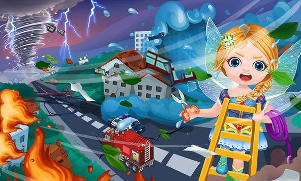 Super Girls Power Adventure poster