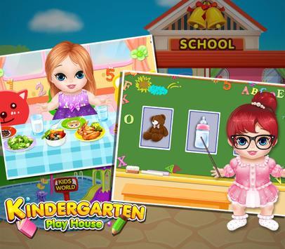 Baby Play House Adventure screenshot 8