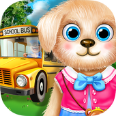 Puppy School Adventure icon