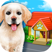 Puppy Dog Sitter - Play House icon