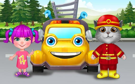 I Wannabe A Super Truck Driver apk screenshot