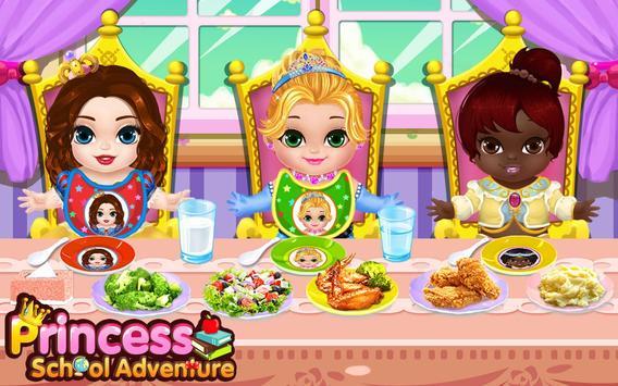 Princess School Adventure apk screenshot