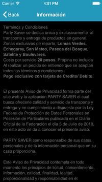Party Saver apk screenshot