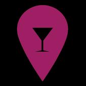 party radar icon