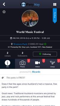 Party Way apk screenshot