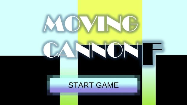 Moving Cannon F screenshot 1