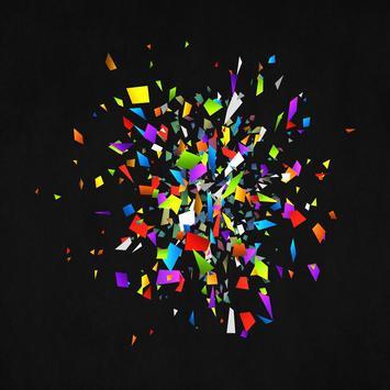 Particle Wallpaper screenshot 1