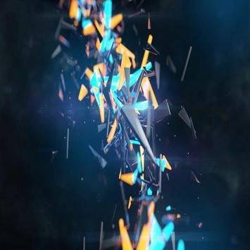 Particle Wallpaper screenshot 2